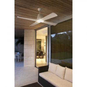 "FARO TYPHOON 33480 50"" bílá/bílá Reverzní stropní ventilátor"