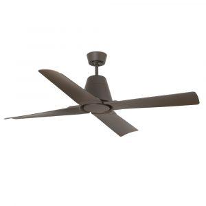 """FARO TYPHOON 33490 51,8"""" hnědá/hnědá Reverzní stropní ventilátor"""