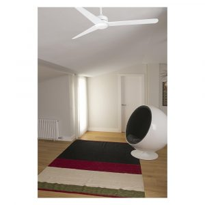 "FARO NU 33721 52"" matná bílá/matná bílá Reverzní stropní ventilátor"