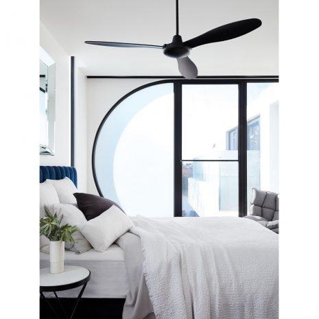 """BEACON BAYSIDE JETSTREAM 213021 58"""" černá/černá Reverzní stropní ventilátor"""