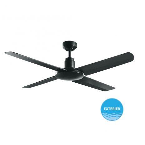 """BEACON BAYSIDE NAUTILUS 213026 52"""" černá/černá Reverzní stropní ventilátor IP55"""