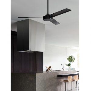 """BEACON BAYSIDE LAGOON 213031 52"""" černá/černá Reverzní stropní ventilátor"""