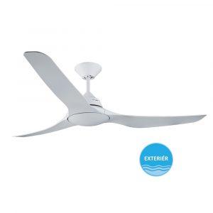 """BEACON LUCCI AIR MARINER 213092 56"""" bílá/bílá Reverzní stropní ventilátor"""