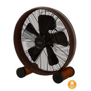 """LUCCI AIR BREEZE FLOOR FAN 213123EU 16"""" bronz Podlahový ventilátor"""