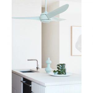 """BEACON LUCCI AIR NORDIC MINT 212913 56"""" matná mint Reverzní stropní ventilátor"""